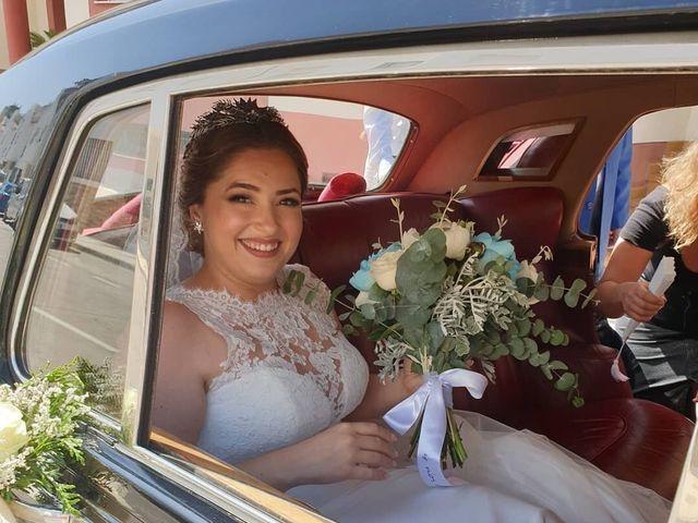 La boda de Alba y Javi en Málaga, Málaga 10