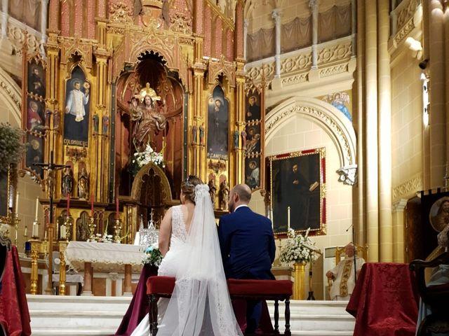 La boda de Alba y Javi en Málaga, Málaga 16