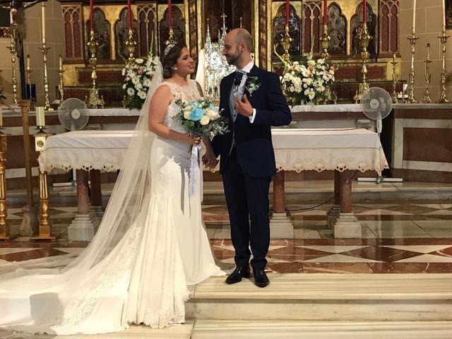 La boda de Alba y Javi en Málaga, Málaga 20