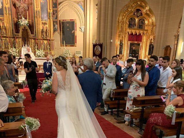 La boda de Alba y Javi en Málaga, Málaga 25