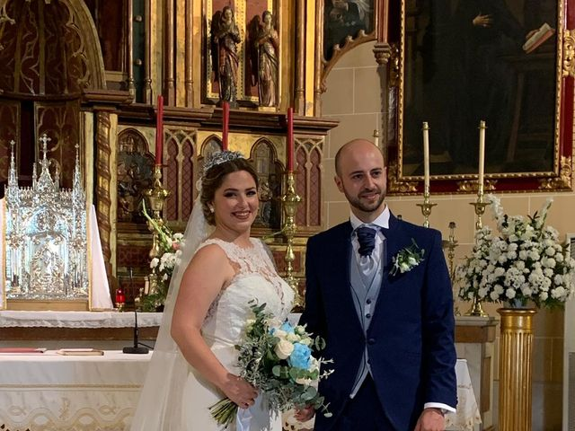 La boda de Alba y Javi en Málaga, Málaga 26