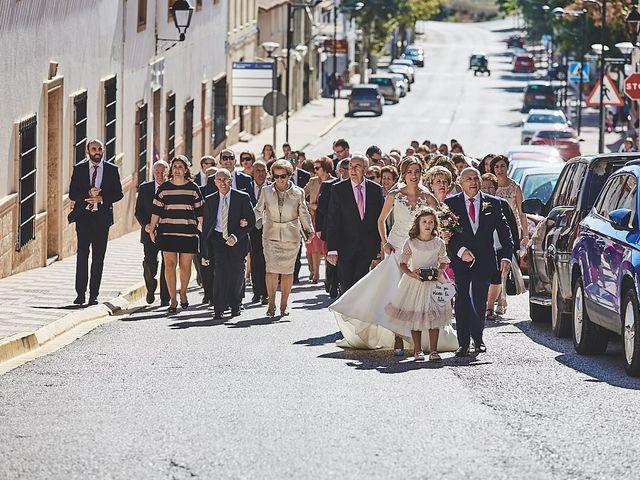 La boda de Fernando y Nuria en Albacete, Albacete 20