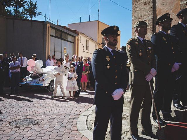 La boda de Fernando y Nuria en Albacete, Albacete 22