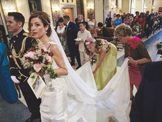 La boda de Fernando y Nuria en Albacete, Albacete 27