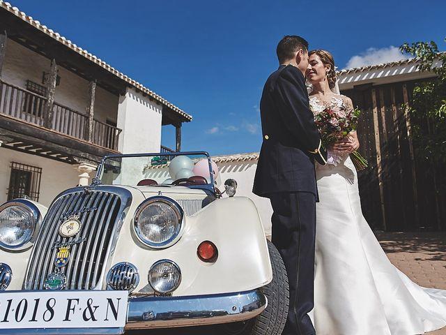 La boda de Fernando y Nuria en Albacete, Albacete 1