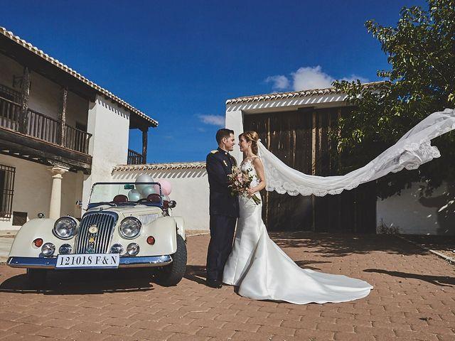 La boda de Fernando y Nuria en Albacete, Albacete 33