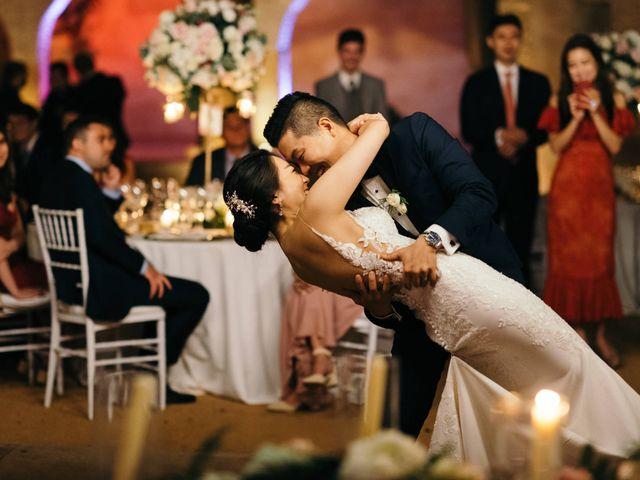 La boda de Erica y Jeemin