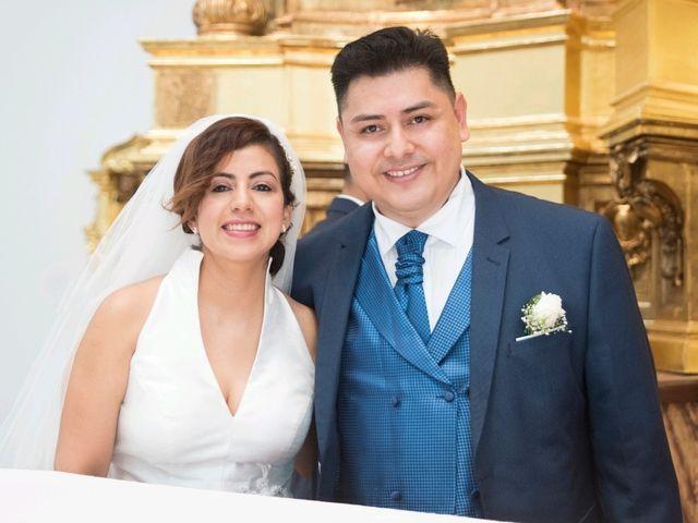 La boda de Karina y Jose Luis
