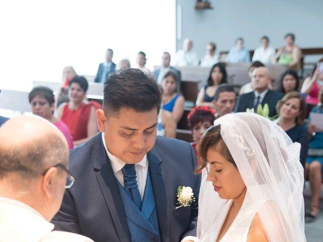 La boda de Jose Luis y Karina en Albacete, Albacete 17