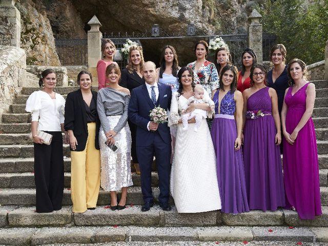 La boda de Juanjo y Patricia  en Soria, Soria 1