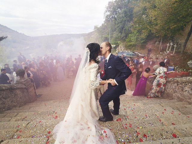 La boda de Juanjo y Patricia  en Soria, Soria 2