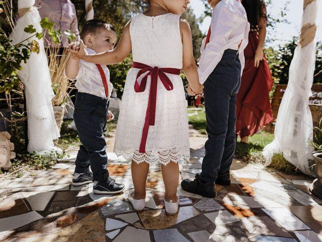La boda de Ruben y Ruth en El Sauzal, Santa Cruz de Tenerife 8