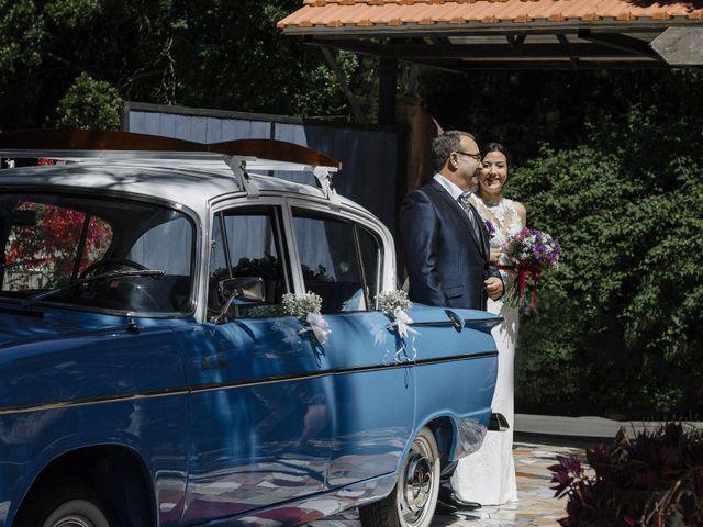 La boda de Ruben y Ruth en El Sauzal, Santa Cruz de Tenerife 16