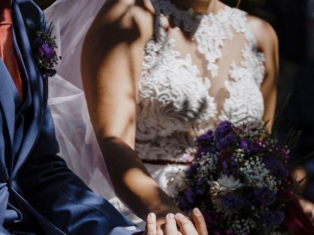 La boda de Ruben y Ruth en El Sauzal, Santa Cruz de Tenerife 19