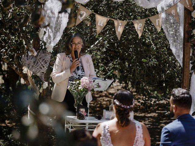 La boda de Ruben y Ruth en El Sauzal, Santa Cruz de Tenerife 20
