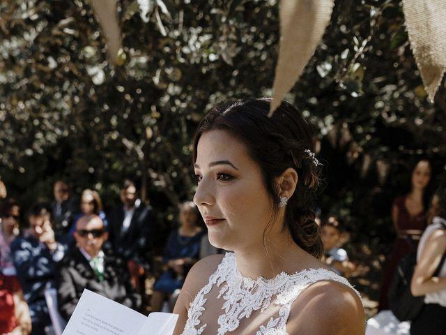 La boda de Ruben y Ruth en El Sauzal, Santa Cruz de Tenerife 27