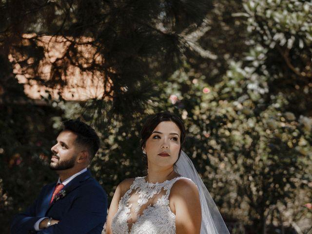 La boda de Ruben y Ruth en El Sauzal, Santa Cruz de Tenerife 34