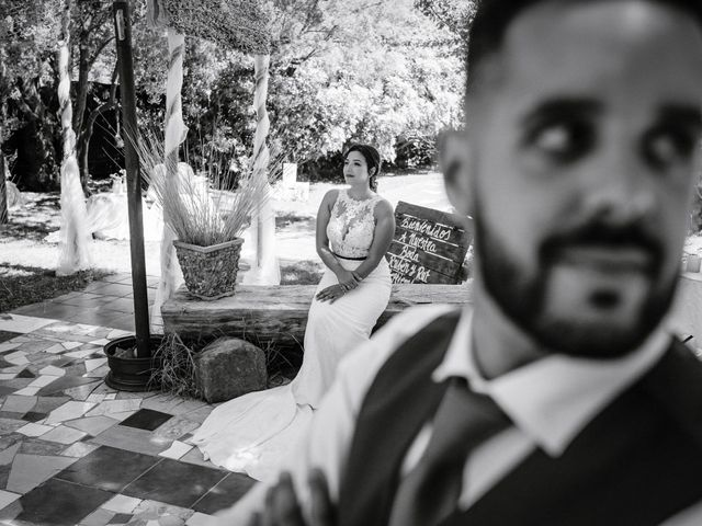 La boda de Ruben y Ruth en El Sauzal, Santa Cruz de Tenerife 43
