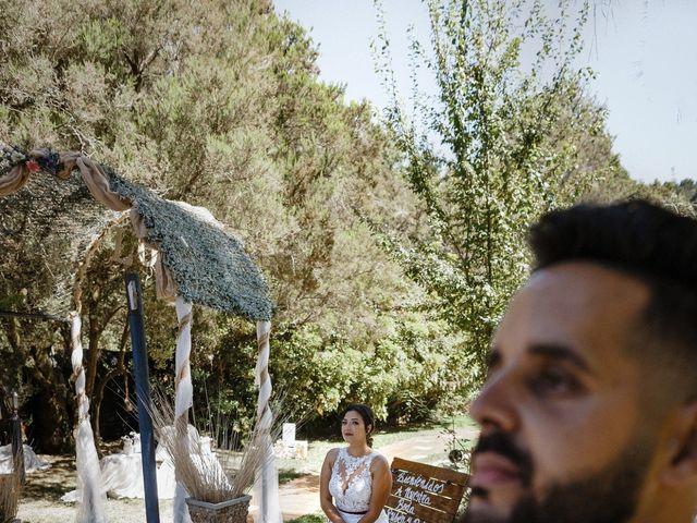 La boda de Ruben y Ruth en El Sauzal, Santa Cruz de Tenerife 44