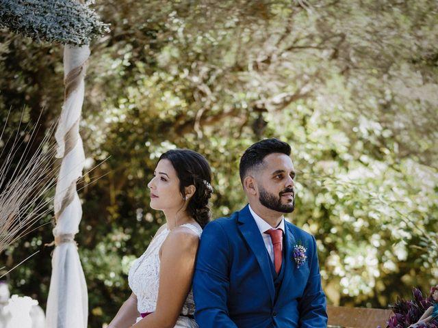 La boda de Ruben y Ruth en El Sauzal, Santa Cruz de Tenerife 46