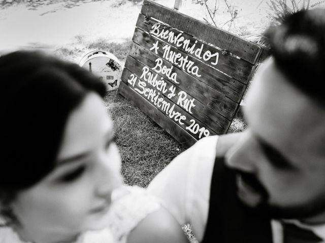 La boda de Ruben y Ruth en El Sauzal, Santa Cruz de Tenerife 48