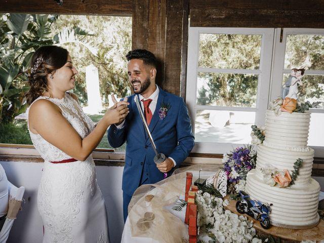 La boda de Ruben y Ruth en El Sauzal, Santa Cruz de Tenerife 62