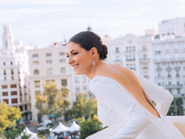 La boda de Héctor y Esther en Valencia, Valencia 15