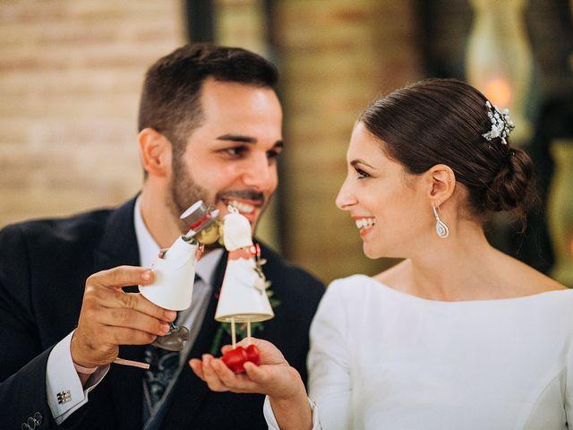 La boda de Héctor y Esther en Valencia, Valencia 28