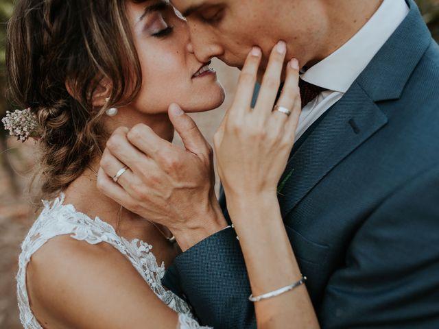 La boda de Henar y Joël