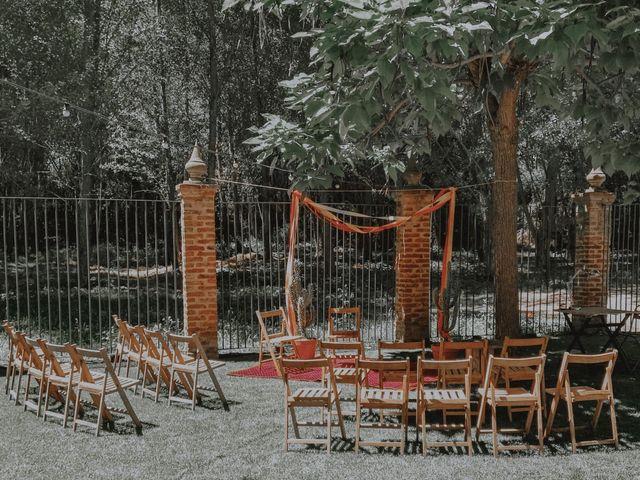 La boda de Jorge y Shara en Valdefresno, León 13