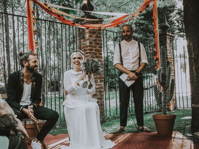 La boda de Jorge y Shara en Valdefresno, León 17