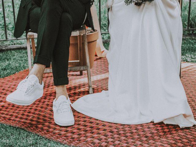 La boda de Jorge y Shara en Valdefresno, León 18