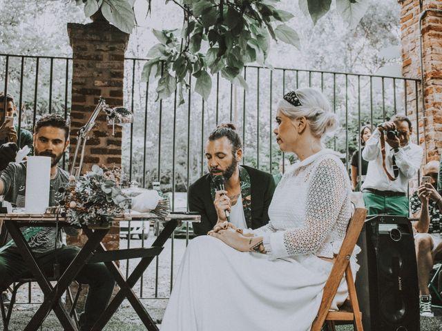 La boda de Jorge y Shara en Valdefresno, León 19