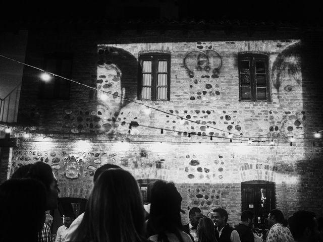 La boda de Jorge y Shara en Valdefresno, León 41
