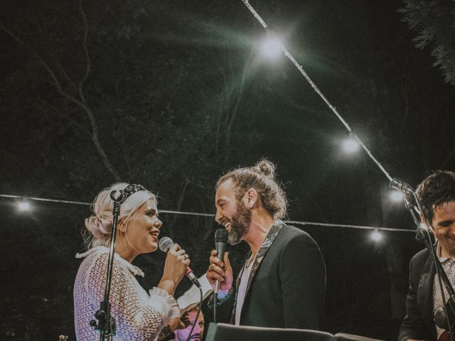 La boda de Jorge y Shara en Valdefresno, León 45