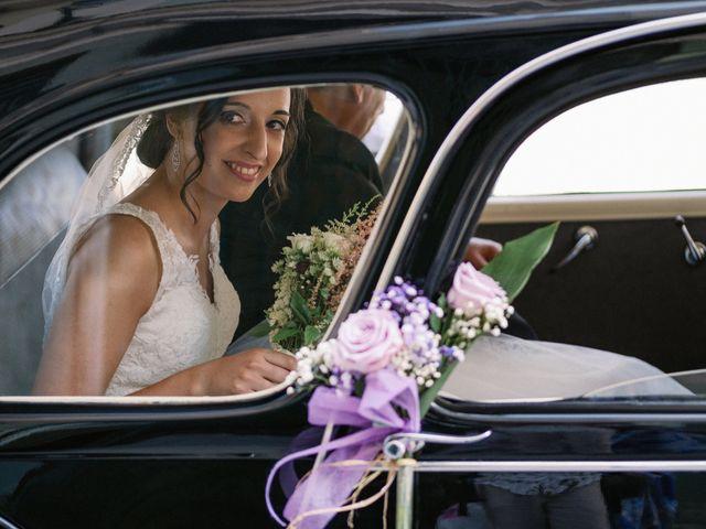 La boda de Javier y Ylenia en Tomelloso, Ciudad Real 6