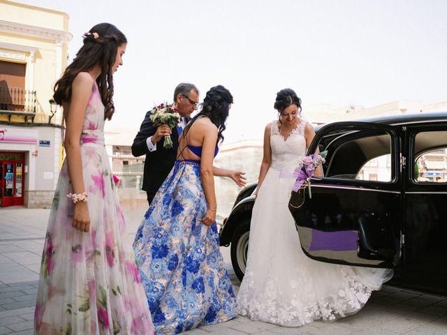 La boda de Javier y Ylenia en Tomelloso, Ciudad Real 7