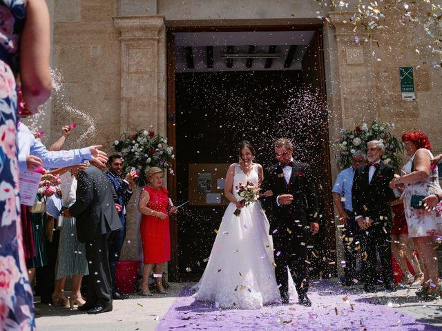 La boda de Javier y Ylenia en Tomelloso, Ciudad Real 8