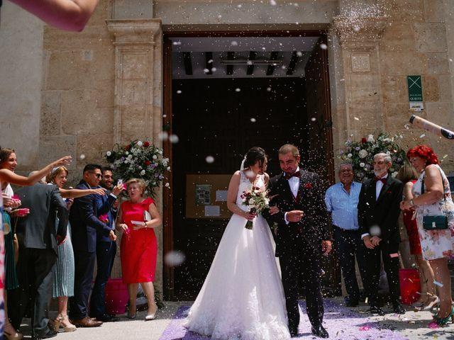 La boda de Javier y Ylenia en Tomelloso, Ciudad Real 9