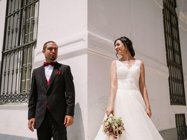 La boda de Javier y Ylenia en Tomelloso, Ciudad Real 10
