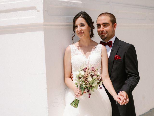La boda de Javier y Ylenia en Tomelloso, Ciudad Real 11