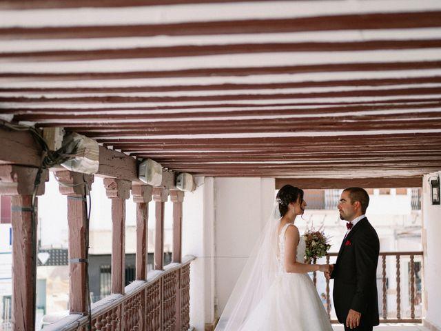 La boda de Javier y Ylenia en Tomelloso, Ciudad Real 12
