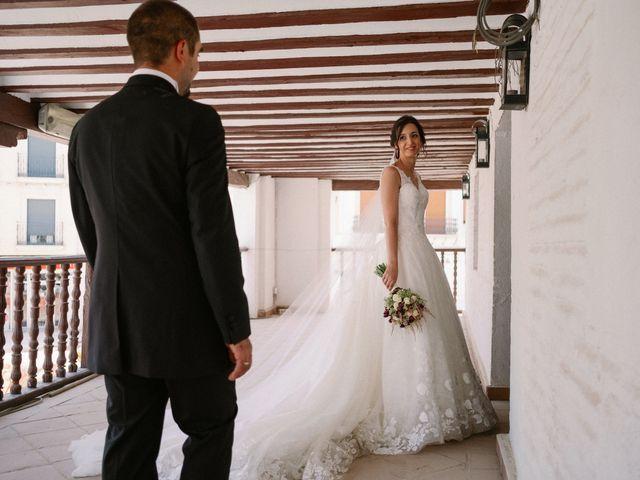 La boda de Javier y Ylenia en Tomelloso, Ciudad Real 13