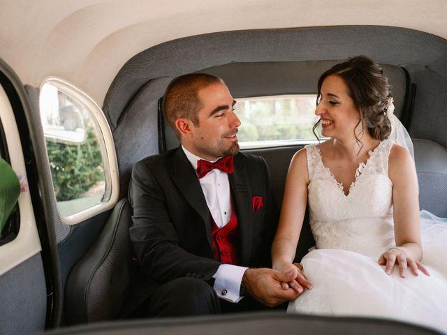 La boda de Javier y Ylenia en Tomelloso, Ciudad Real 15