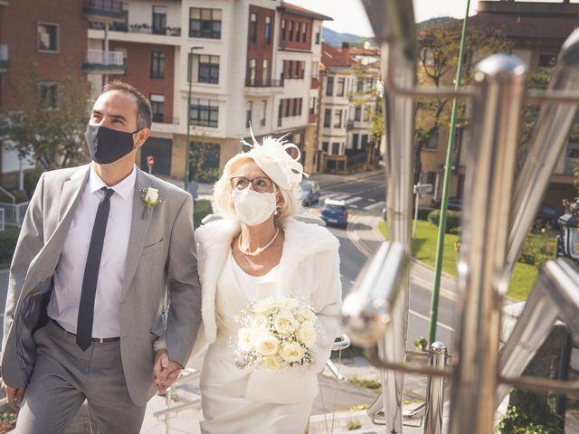 La boda de Belen y Jon en Getxo, Vizcaya 1