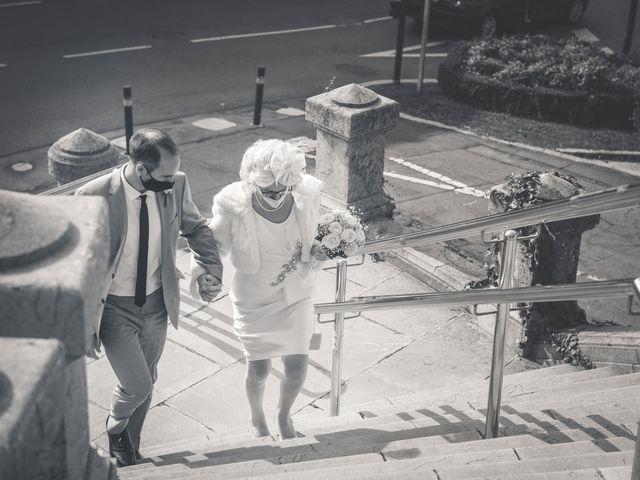 La boda de Belen y Jon en Getxo, Vizcaya 2