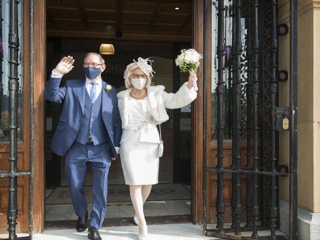 La boda de Belen y Jon en Getxo, Vizcaya 11