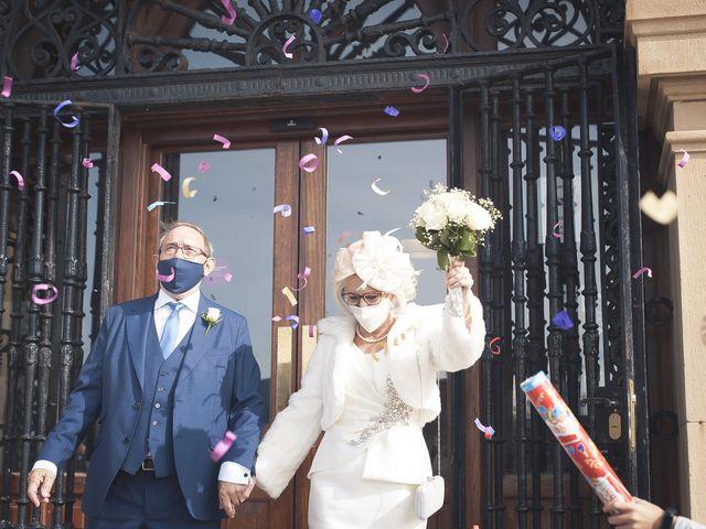 La boda de Belen y Jon en Getxo, Vizcaya 13
