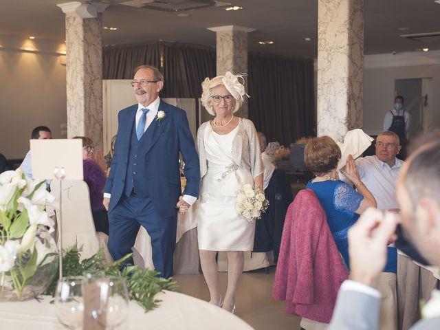 La boda de Belen y Jon en Getxo, Vizcaya 52