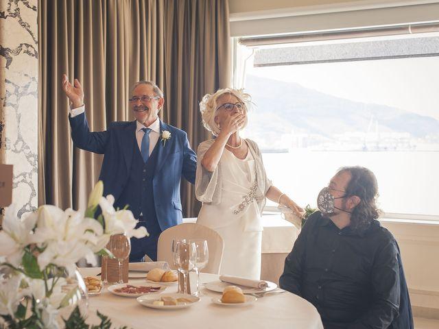 La boda de Belen y Jon en Getxo, Vizcaya 53